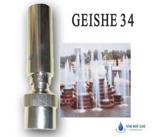 GEISHE 34