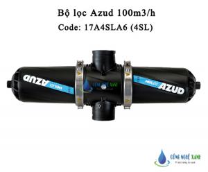 Bộ lọc đĩa D110 - 100m3/h