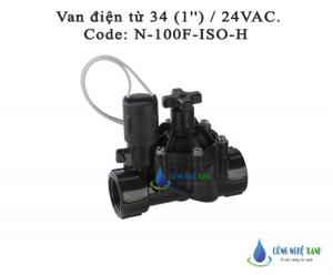 Van điện từ 34 (1'') / 24VAC