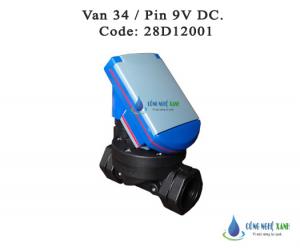 Bộ điều khiển Pin9v